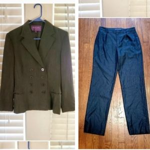 Ralph Lauren Purple Label Suit 8 Top 10 Bottom